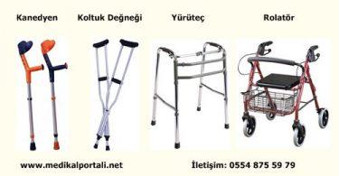 kanedyen koltuk değneği baston yaşlı hasta yürüteci walker tekerlekli rolatör nedir nasıl kullanılır fiyatlari nereden satin alınır