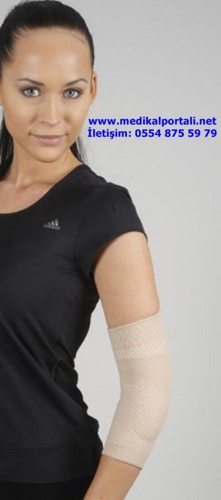 silikon destekli örme dirseklik ne işe yarar, örme dirseklik, örme epikondilit dirseklik, örme tenisçi dirsekliği, örme epikondilit bandajı, örme tenisçi dirsekliği, örgü dirseklik, Silikon Destekli Örme Dirseklik Ürün Özellikleri