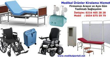 Tıbbi Medikal Cihaz Kiralama Hizmeti 1