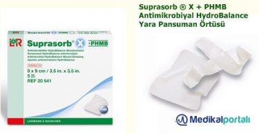 yara-bakim-pansuman-ortusu-antimikrobiyal-hidrobalans-suprasorb-x-phmb-ozellikleri-nedir-ne-ise-yarar-kullanim-uygulama-alanlari