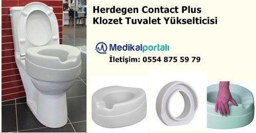 Klozet Tuvalet Yükselticisi Herdegen Contact Plus 2