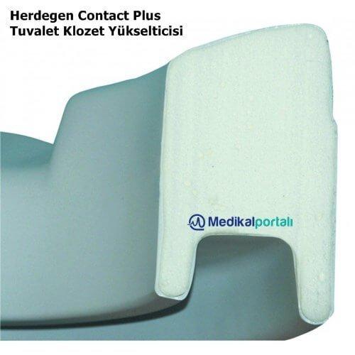 Klozet Tuvalet Yükselticisi Herdegen Contact Plus 6