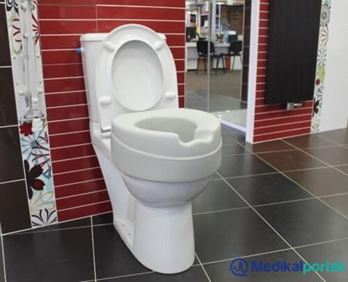 Klozet Tuvalet Yükselticisi Herdegen Contact Plus 3