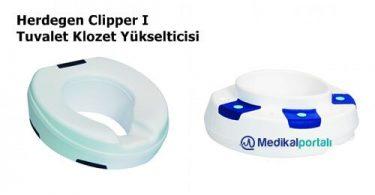 Klozet Tuvalet Yükselticisi Herdegen Clipper I 2