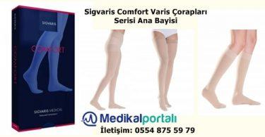 Sigvaris Comfort Serisi Varis Çorapları Ana Bayisi 11