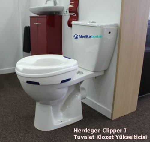 Klozet Tuvalet Yükselticisi Herdegen Clipper I 3